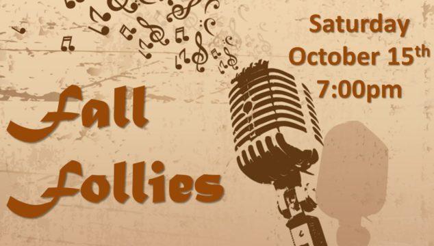 Fall Follies Concert